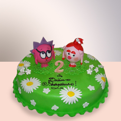 Торты смешарики лучшие торты