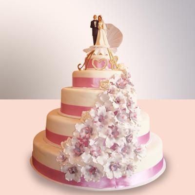 свадебные торты, детские торты